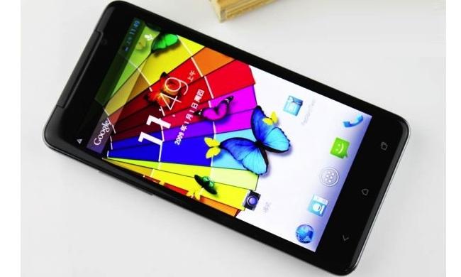 Mlais MX58 – HTC Butterfly Klon mit Quadcore und 5-inch 1080p Display fuer 150 Euro