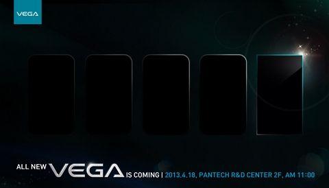 Pantech Vega IM-A870 5inch Smartphone soll dem Galaxy S4 Konkurrenz machen