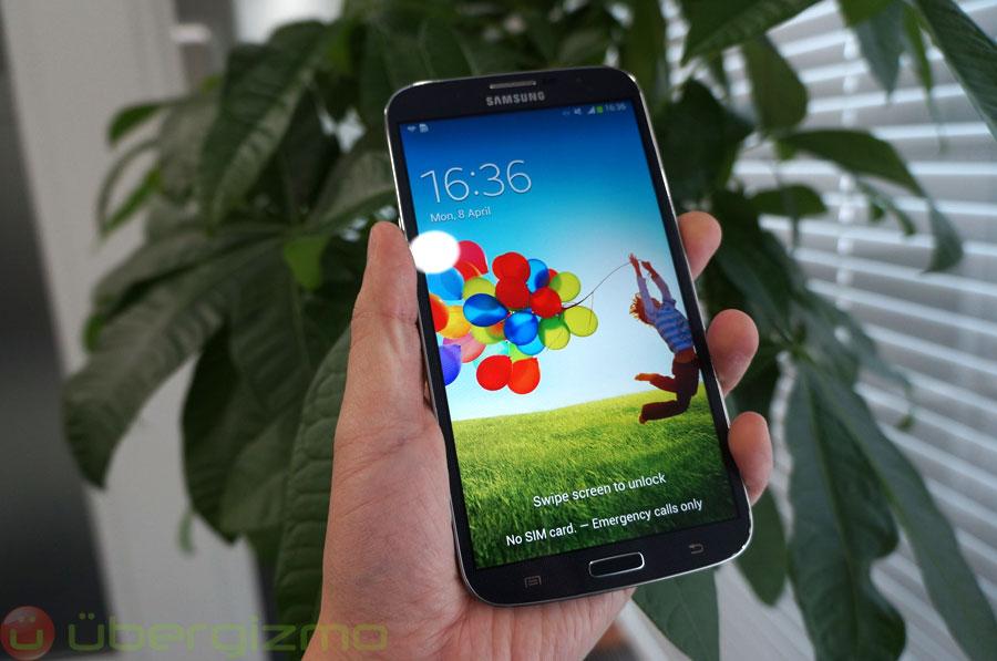 Samsung: Galaxy Mega 6.3 diese Woche – Mega 5.8, Galaxy S4 Activ, Zoom und mini folgen