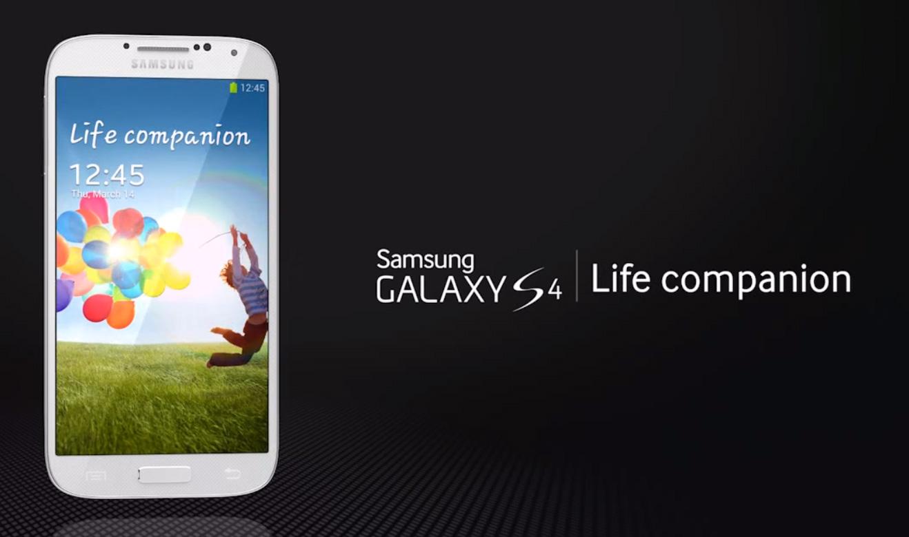 Videos: Samsung Galaxy S4 TV-Werbespots veröffentlicht