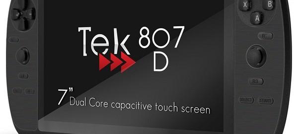 Tekniser Tek 807D: 7-inch Gaming Tablet für 150 Euro