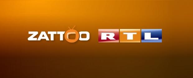Neue Sender für Zattoo: Mediengruppe RTL jetzt mit an Bord