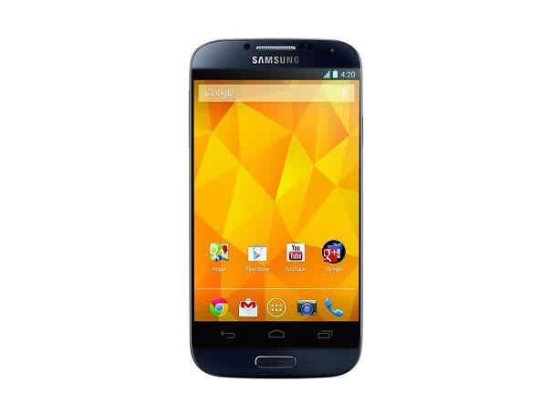 Samsung Galaxy S4 Google Edition soll heute vorgestellt werden