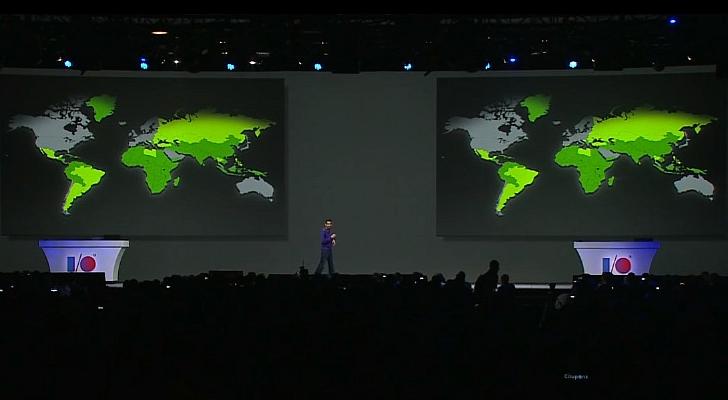 Google I/O 2013 – Wenn Daten zum Star der Keynote werden – Kommentar
