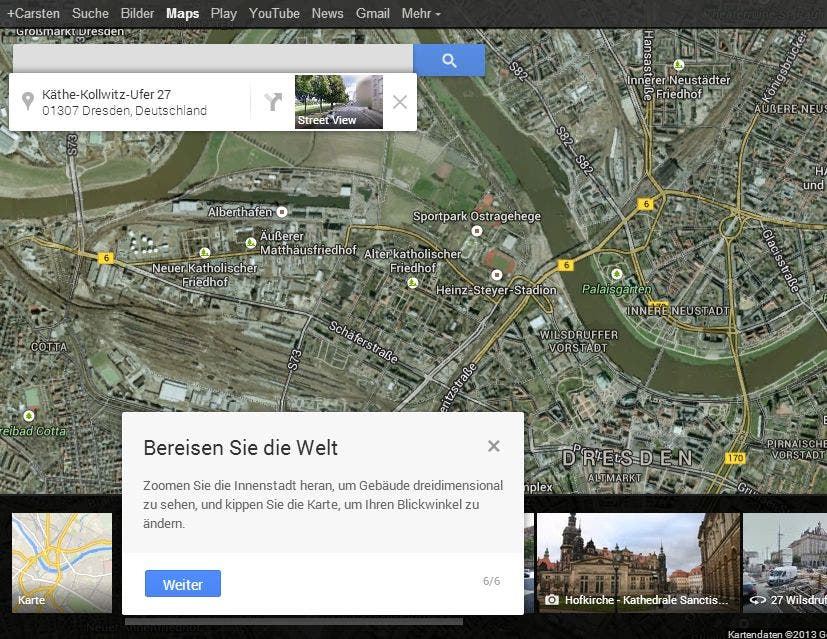 Google Maps Neu 10
