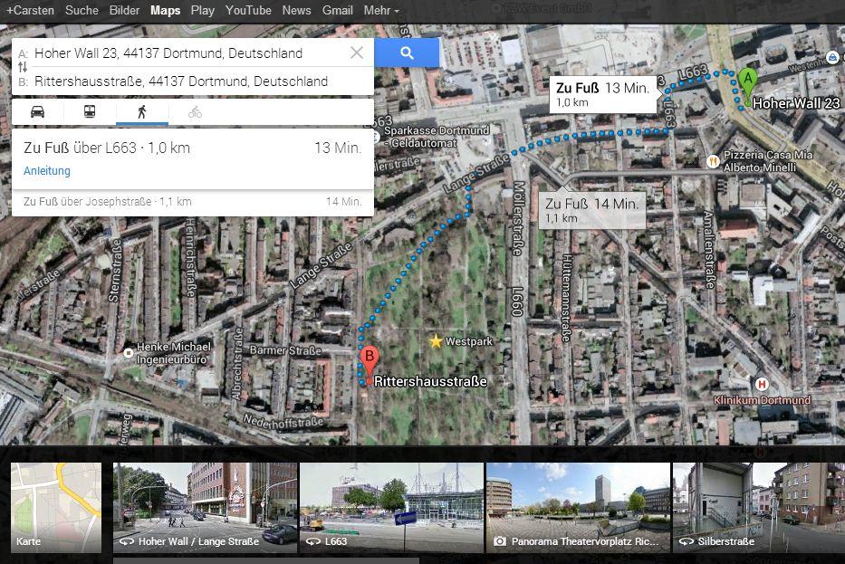 Google Maps Neu 12 Das neue persönliche Google Maps ist da
