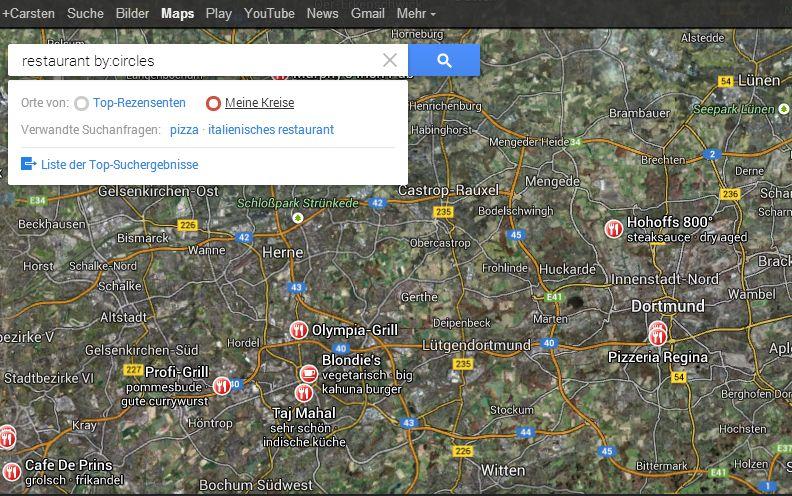 Google Maps Neu 13 Das neue persönliche Google Maps ist da