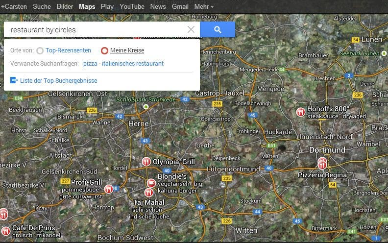 Google Maps Neu 13
