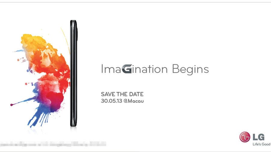 Neues LG Optimus G Smartphone wird am 30. Mai vorgestellt
