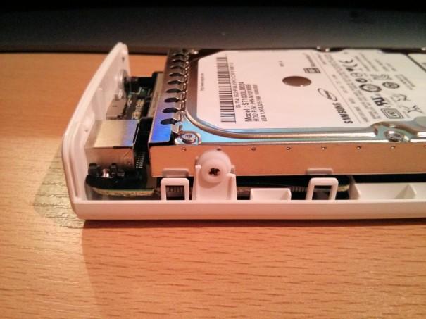 Memory2Move WLAN Festplatte