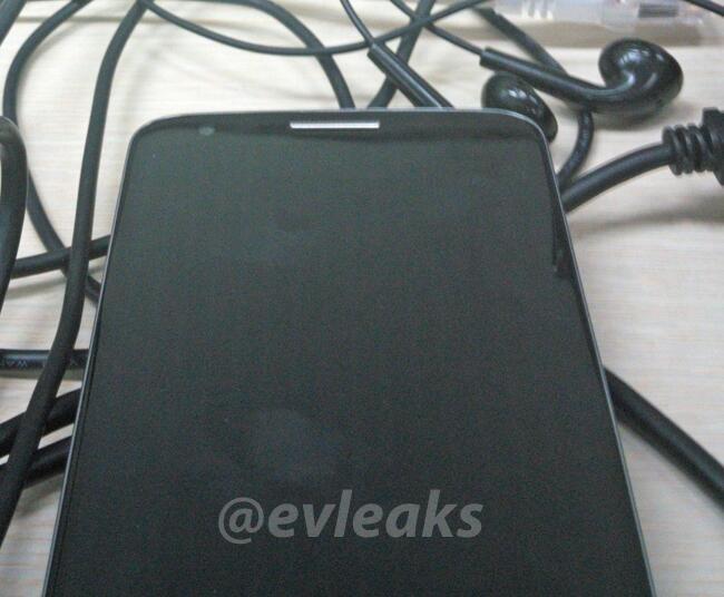 Erstes Foto vom Nexus 5 geleakt?