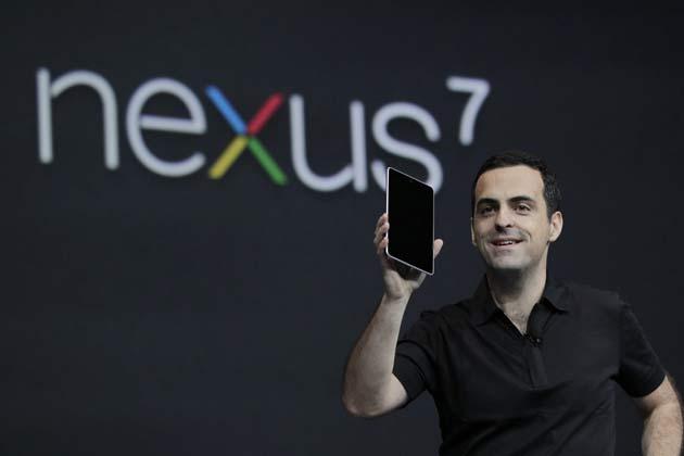 Neues Nexus 7 mit Android 4.3, WUXGA Display und S4 Pro fuer $199