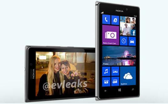 Nokia Lumia 925 lässt sich blicken