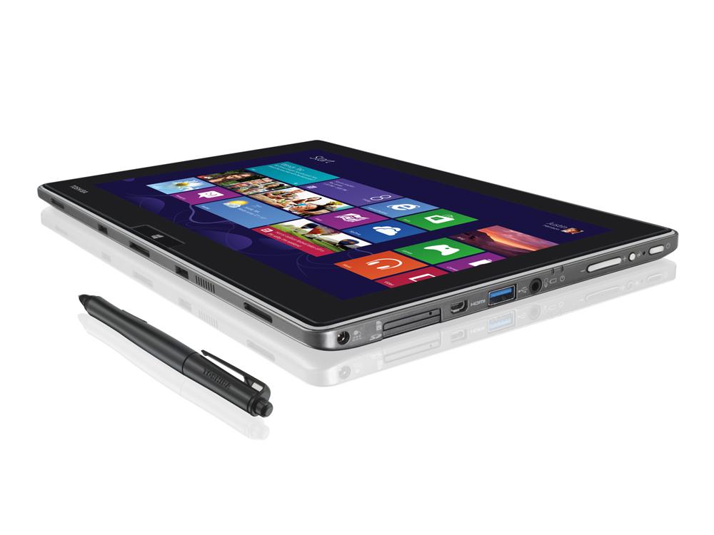 Toshiba W310 Tablets für Deutschland vorgestellt, ab 1099 Euro verfügbar
