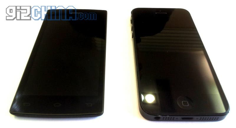 Umeox-X5-Vs-iPhone5-5
