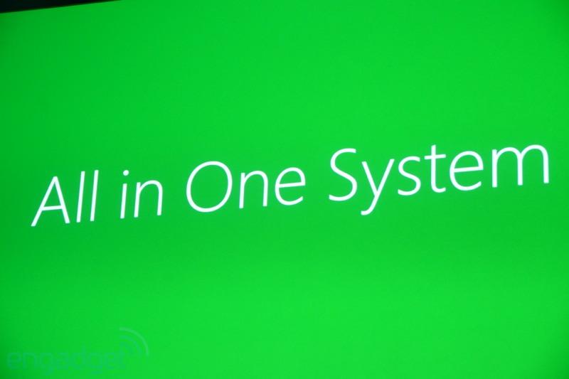 XBOX One 01 Microsoft stellt XBOX ONE vor