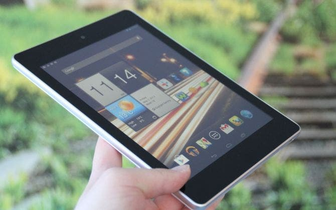 Acer Iconia A1 bei Media Markt