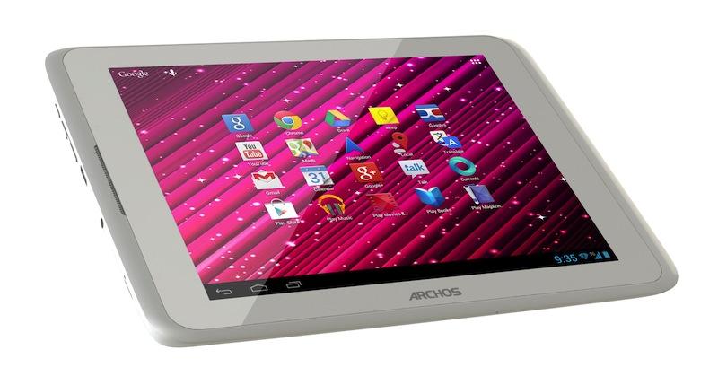 Archos 80 Xenon: Quad-Core Tablet für 199 Euro