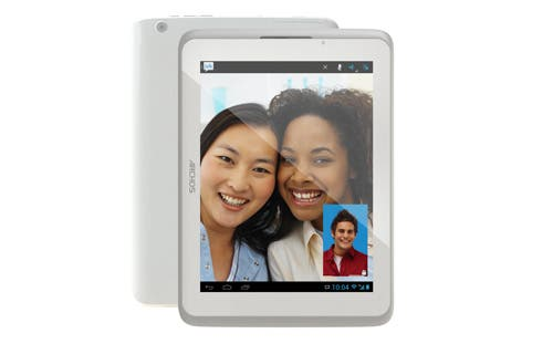 archos 80xenon Cam hidef 4 Archos 80 Xenon: Quad Core Tablet für 199 Euro
