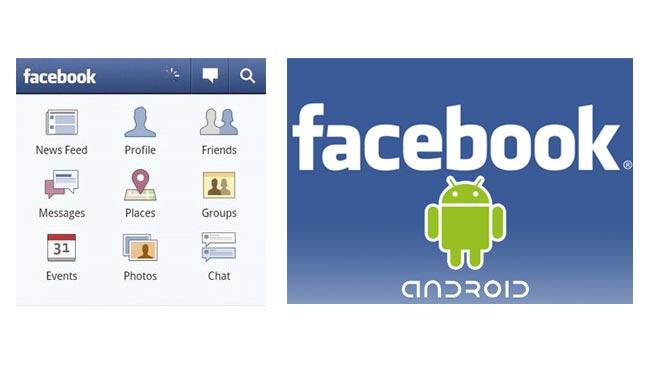 Facebook App fuer Android Update – Chat Stickers und neues Layout fuer Firmenseiten