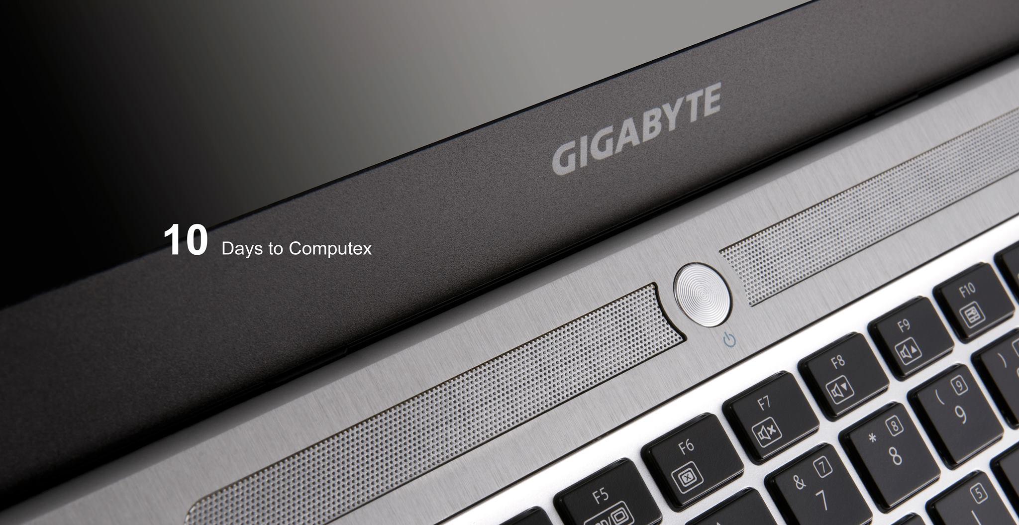 Gigabyte P34G Gaming-Notebook mit Ultrabook-Maßen angekündigt