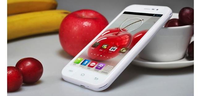 GooPhone X1: Quad Core Smartphone mit Android 4.2 für 80 Euro