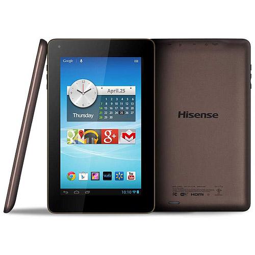 hisense sero 2 HiSense Sero 7 PRO 7inch Tablet mit HD Display & Tegra 3 Quadcore für 149 Dollar bei Wal Mart