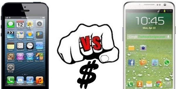 Gebrauchte Galaxy S4 kosten mehr als ein gebrauchtes iPhone 5 – Infografik