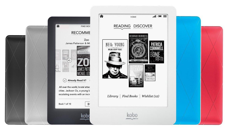 Erfahrungsbericht zum eBook-Reader »Kobo Glo«