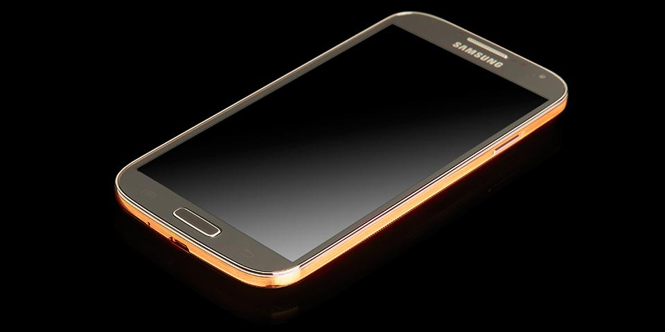 Samsung Galaxy S4 in Gold, Platin oder Rose-Gold zum Schnäppchenpreis von 2000 Euro