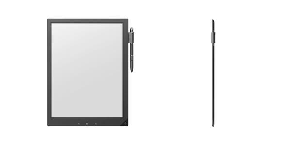 "Sony bringt ""Digital Paper"" E-Reader mit 13,3inch Display"