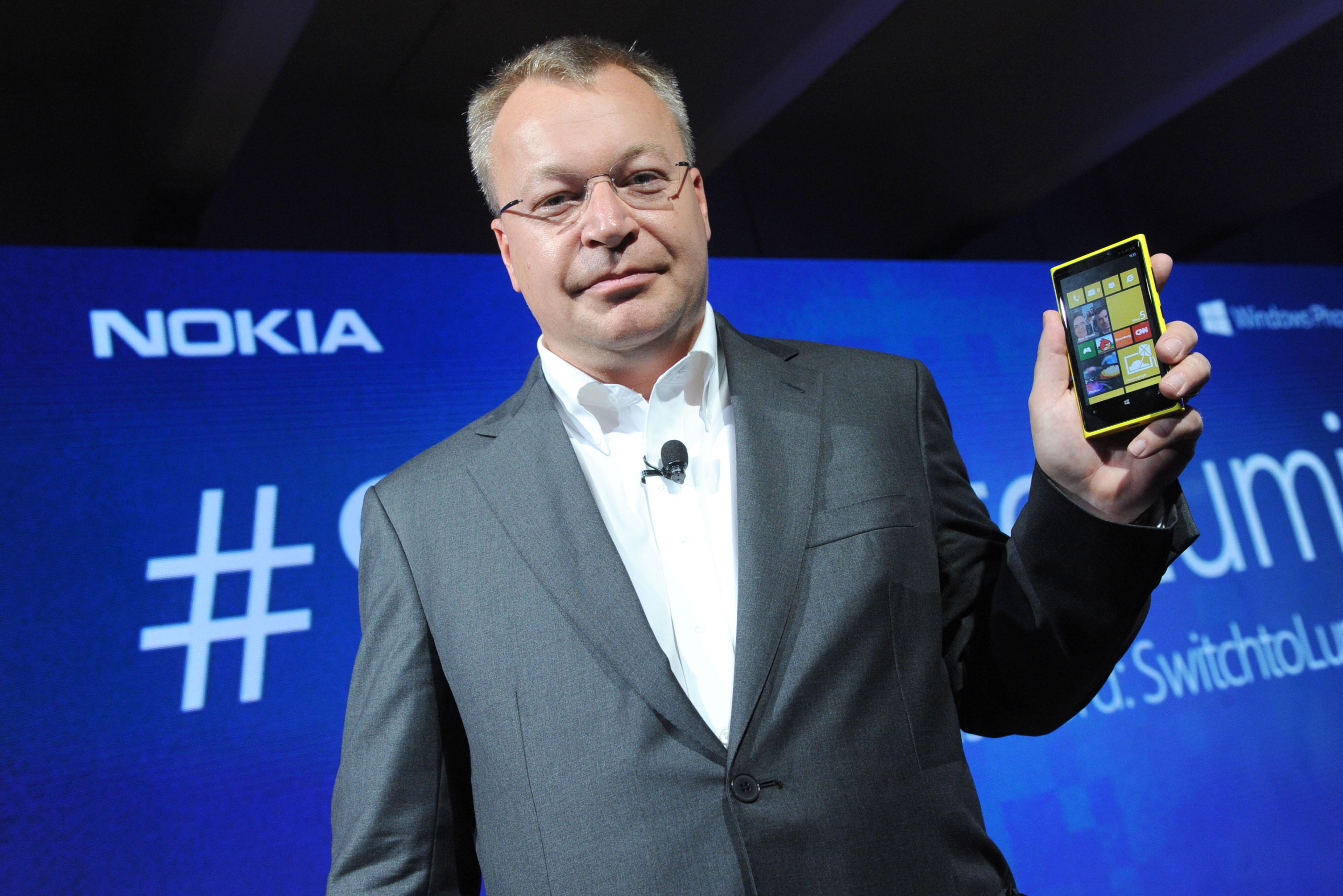 Nokia-Chef Stephen Elop im Interview: Viele neue Windows Phones noch 2013, Umstellung war richtig