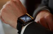 vachen smartwatch 3 170x110 Vachen Android Smartwatch mit Wechselgehäuse   Edel, Techie oder Bling Bling?