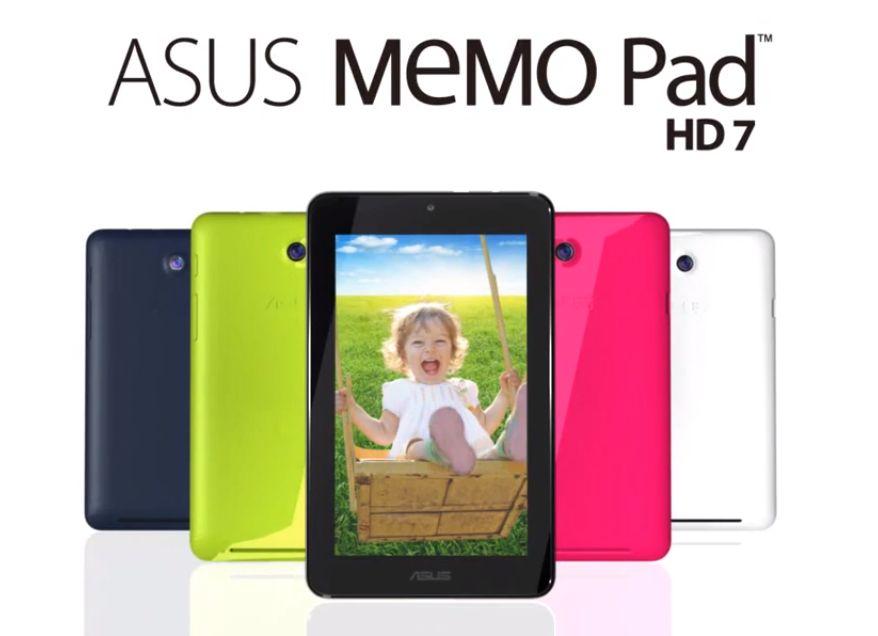 ASUS Roadmap: MeMOFone HD 5, PadFone mini, MeMO Pad HD 8 und mehr auf dem Weg
