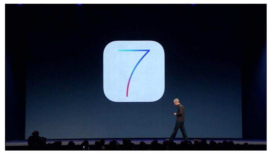 """WWDC 2013 – Apples Befreiungsschlag ist """"flach"""" – Tickernachlese"""