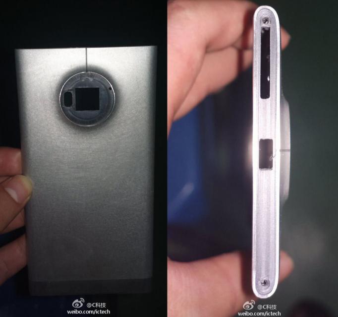 Nokia EOS: Kommt das Kamera-Smartphone auch mit Aluminiumgehäuse?