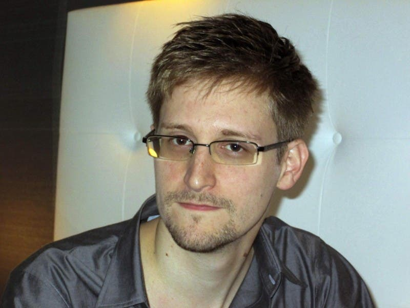 "NSA ""PRISM""-Leak – Whistleblower Edward Snowden gibt Interview in Hong Kong"