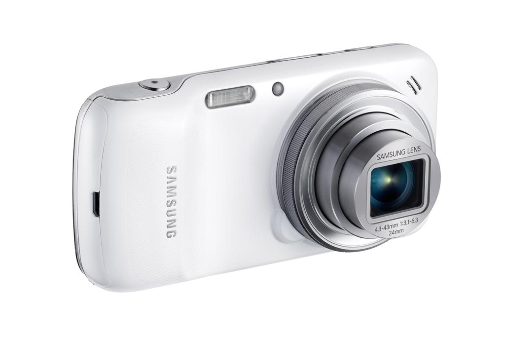 Samsung: Galaxy S4 Zoom mit 16 Megapixel offiziell vorgestellt *Update: kommt für 499 Euro*
