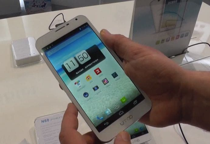 Computex: Gadmei N60 HD-Phablet mit 6 Zoll Display im Hands On
