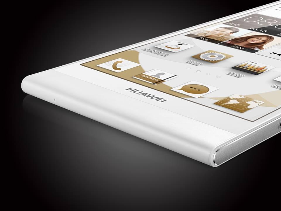 Huawei Ascend P6: Offizielles Bild und Teaser fürs Launch-Event