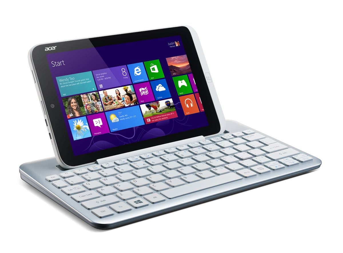 Computex: kleine Windows 8-Tablets künftig mit kostenloser Office-Suite