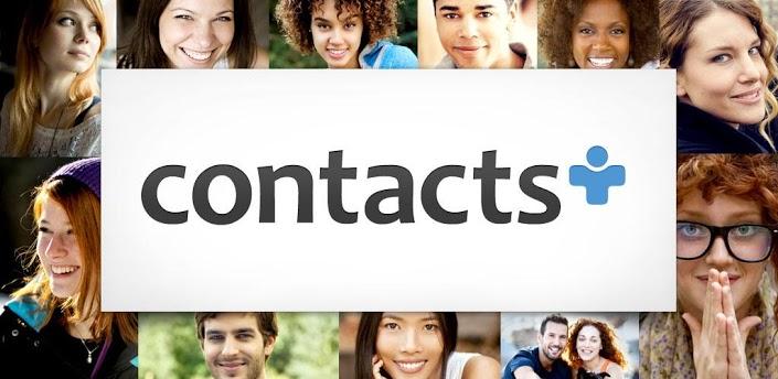 Kontakte+ fuer Android – Kontaktverwaltung fuer Profis