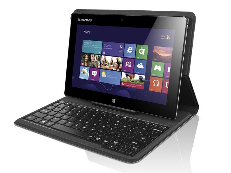 Lenovo IdeaPad Miix 10 Windows 8 Tablet mit Keyboard-Hülle offiziell vorgestellt *Update: Mehr Bilder & Vorbestellung*