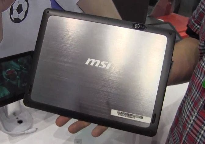 Computex: MSI Primo 93 im Hands-on