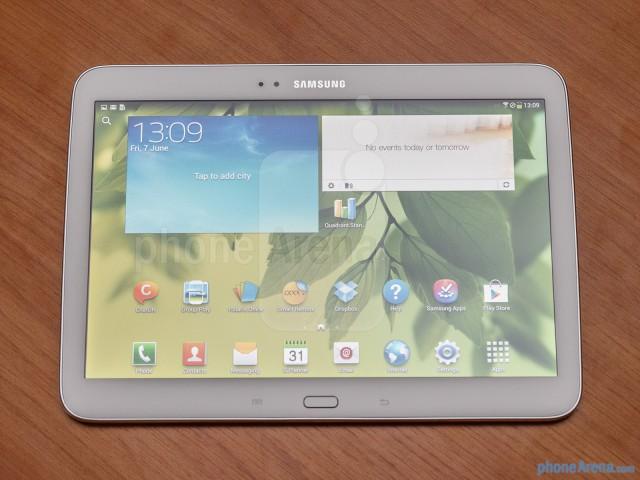 Samsung Galaxy Tab 3 10.1 mit Intel-Prozessor im ersten Video-Review