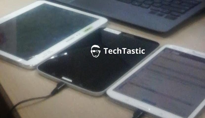 Samsung Galaxy Tab 3 8.0 in Schwarz geleakt