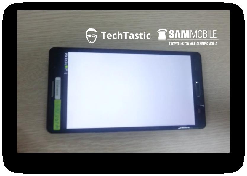 Samsung Galaxy Note 3 Prototyp zeigt sich auf Fotos