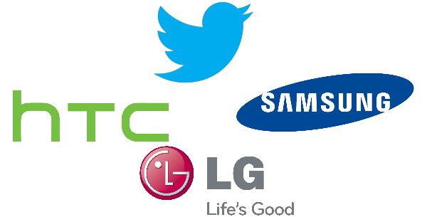 HTC, Samsung und LG liefern sich epischen Flame War auf Twitter