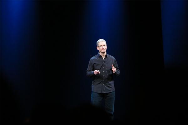 WWDC 2013 Tim Cook 01 WWDC 2013   Apples Befreiungsschlag ist flach   Tickernachlese