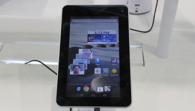 Computex: Acer Iconia B1-710 im Kurztest